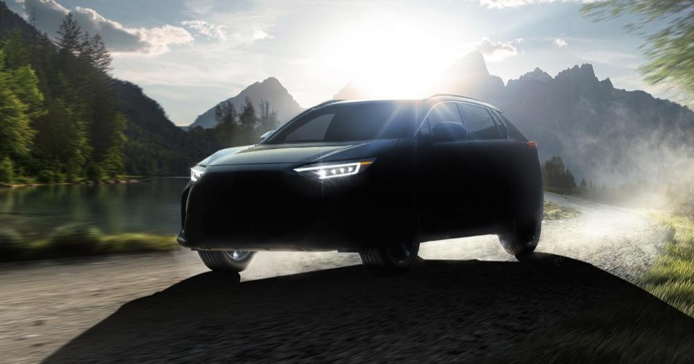 Subaru släpper sin första elbil